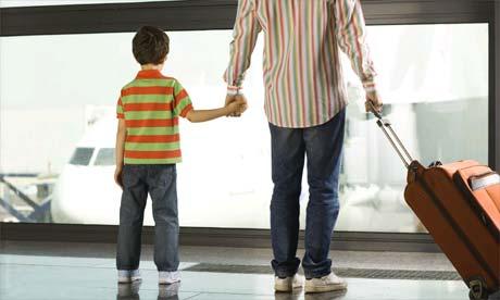 Путешествуем с ребенком на самолете